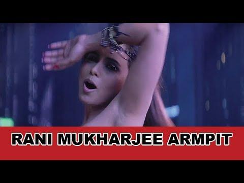 Rani Mukhaarjee Armpit