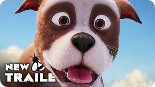 SGT. STUBBY Teaser Trailer (2018) Animated Movie