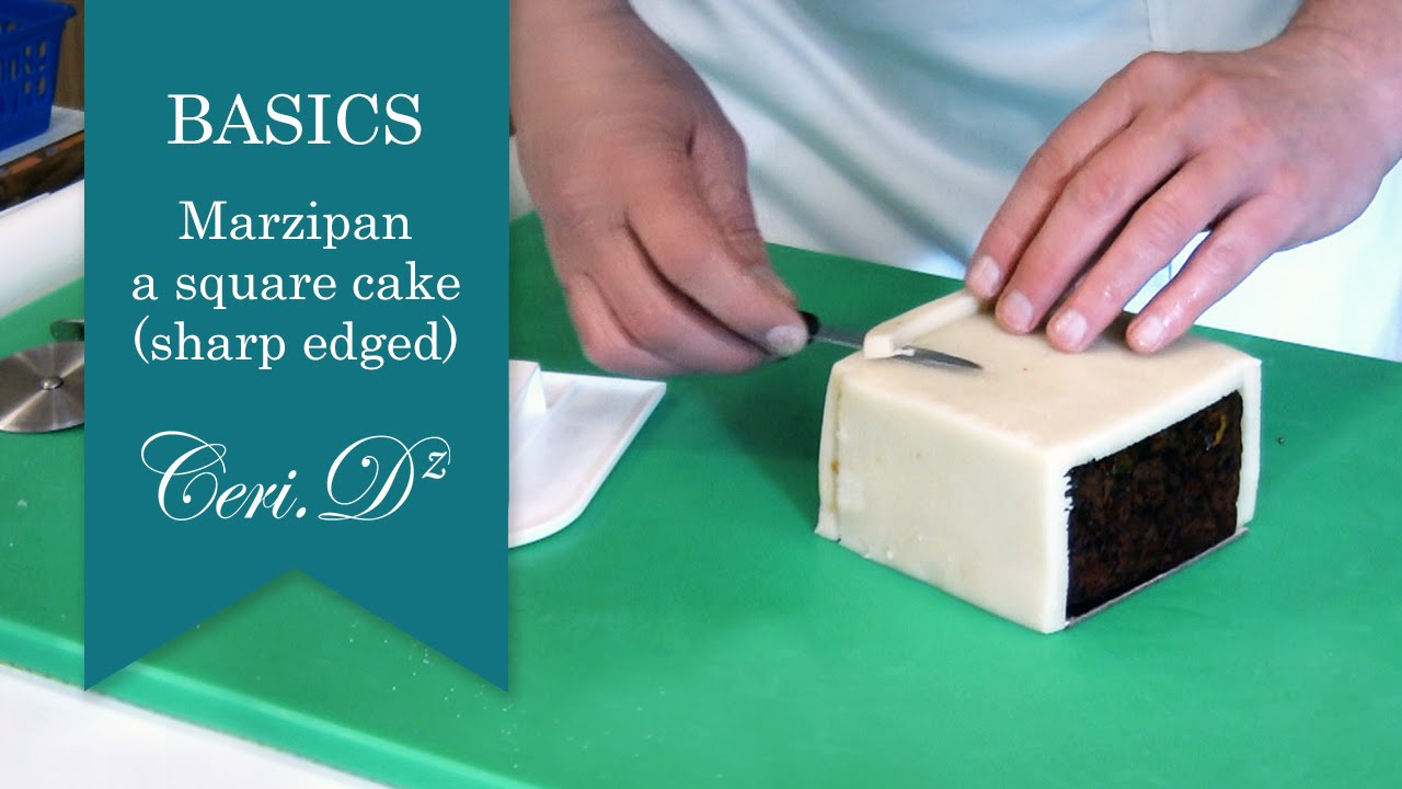 How To Make A Square Birthday Cake