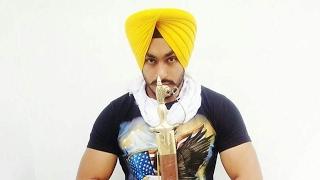 Repeat youtube video Pochvi Pagg / Dastar /Turban /Morni style
