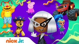 'Your Style Song'   Music Video w/ PAW Patrol, Peppa Pig, & ft. Bubble Guppies! | Nick Jr. Sings