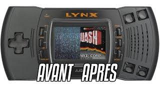 VIDEO REPARATION : ATARI LYNX 2 QUI NE FONCTIONNE PAS !