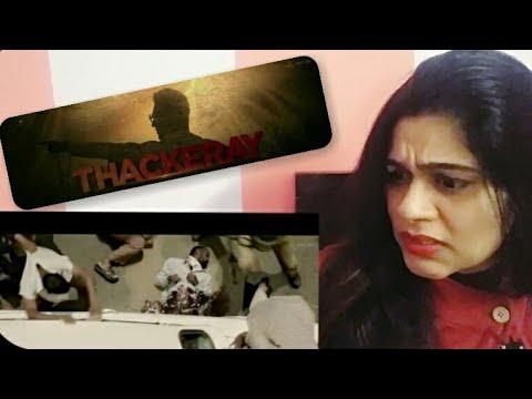 Thackeray | Official Trailer | Nawazuddin Siddiqui | Amrita Rao | Smile With Garima