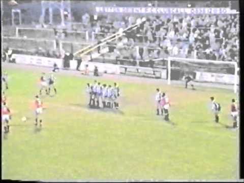 Leyton Orient 4 Colchester United 1 - FA Cup 2nd Round Replay - Dec 1990