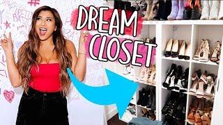 DREAM SHOE CLOSET!! Vlogmas Day 22