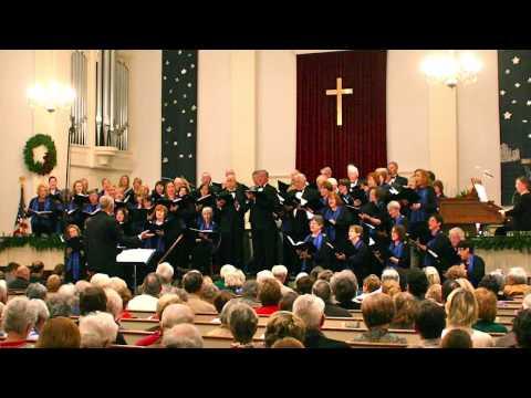 Pilgrim Festival Chorus Christmas Concert 2012 Preview