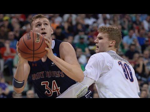 Saint Mary's vs. Arizona: Game Highlights