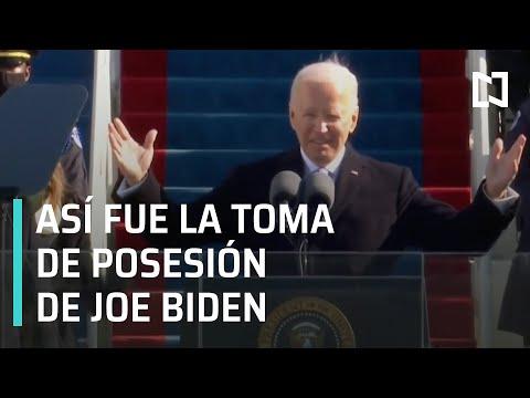 Toma de posesión de Joe Biden como presidente de los Estados Unidos - En Punto