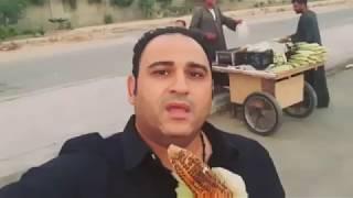 تامر حسني واكرم حسني في فيديو كوميدي 😂