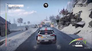 WRC 7 FIA World Rally Championship - Multiplayer Gameplay (PC HD) [1080p60FPS]