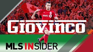From Juventus to Toronto FC, Sebastian Giovinco Creates Goals | MLS Insider