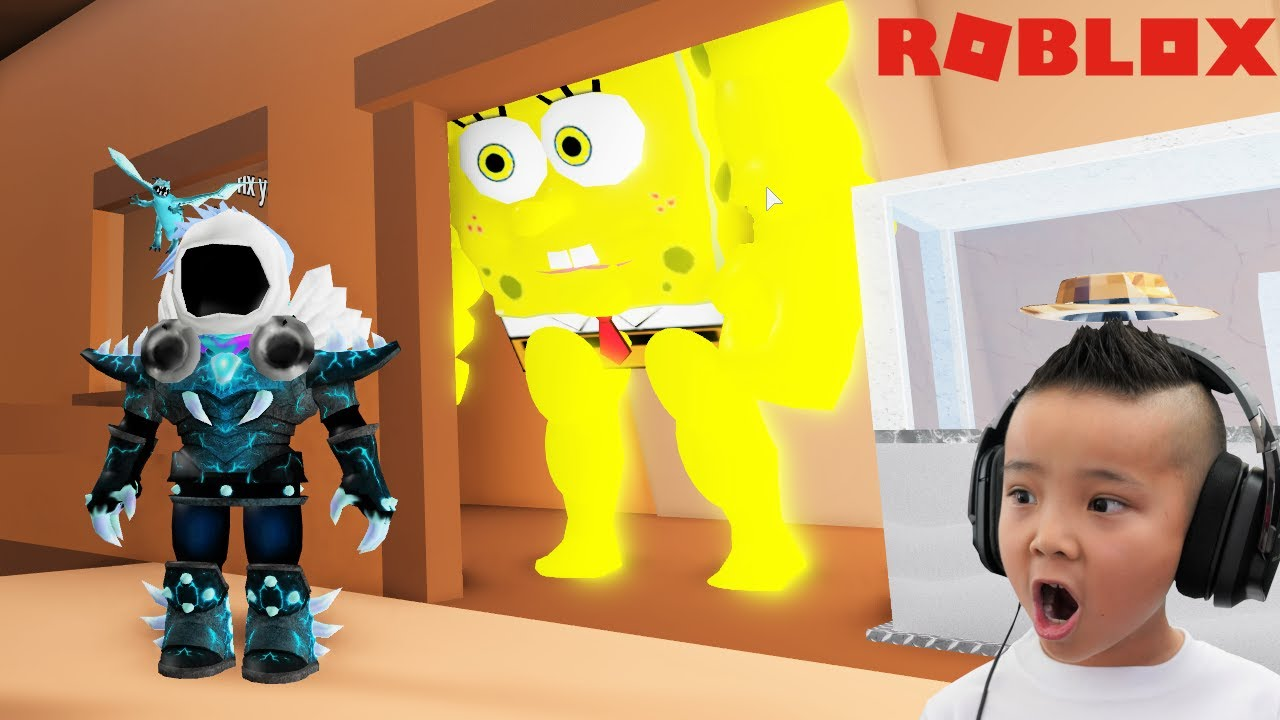 SpongeBob Roblox Game CKN Gaming