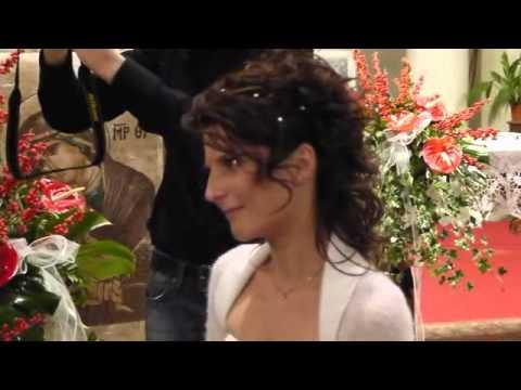 Eccoti (883) - sposo canta al matrimonio