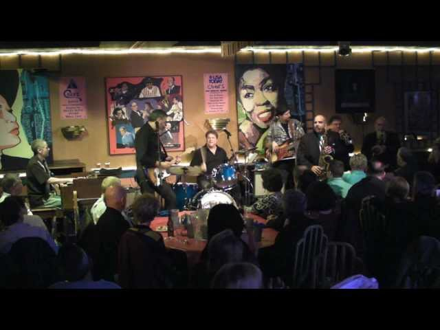 Roberto Morbioli Band, In The Blues @ Chan's with Jimmy Capone, Jesse Williams,..