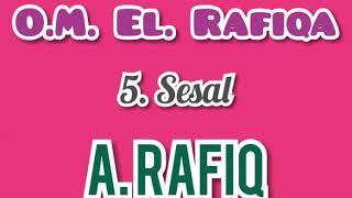5. Sesal - A. Rafiq
