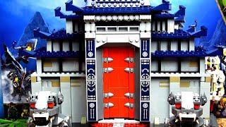 LEGO Ниндзяго Фильм 70617 Храм последнего великого оружия