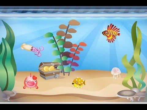 Como hacer un acuario para ni os youtube for Como construir un lago para peces