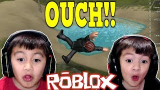 Roblox Broken Bones IV!! This has to HURT!!