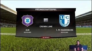 Livestream 2. Bundesliga FC Erzgebirge Aue - 1.FC Magdeburg   (18/19)