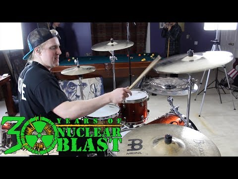 RINGS OF SATURN - Inadequate (OFFICIAL DRUM PLAY THROUGH)