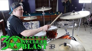 RINGS OF SATURN – Inadequate (OFFICIAL DRUM PLAY THROUGH)