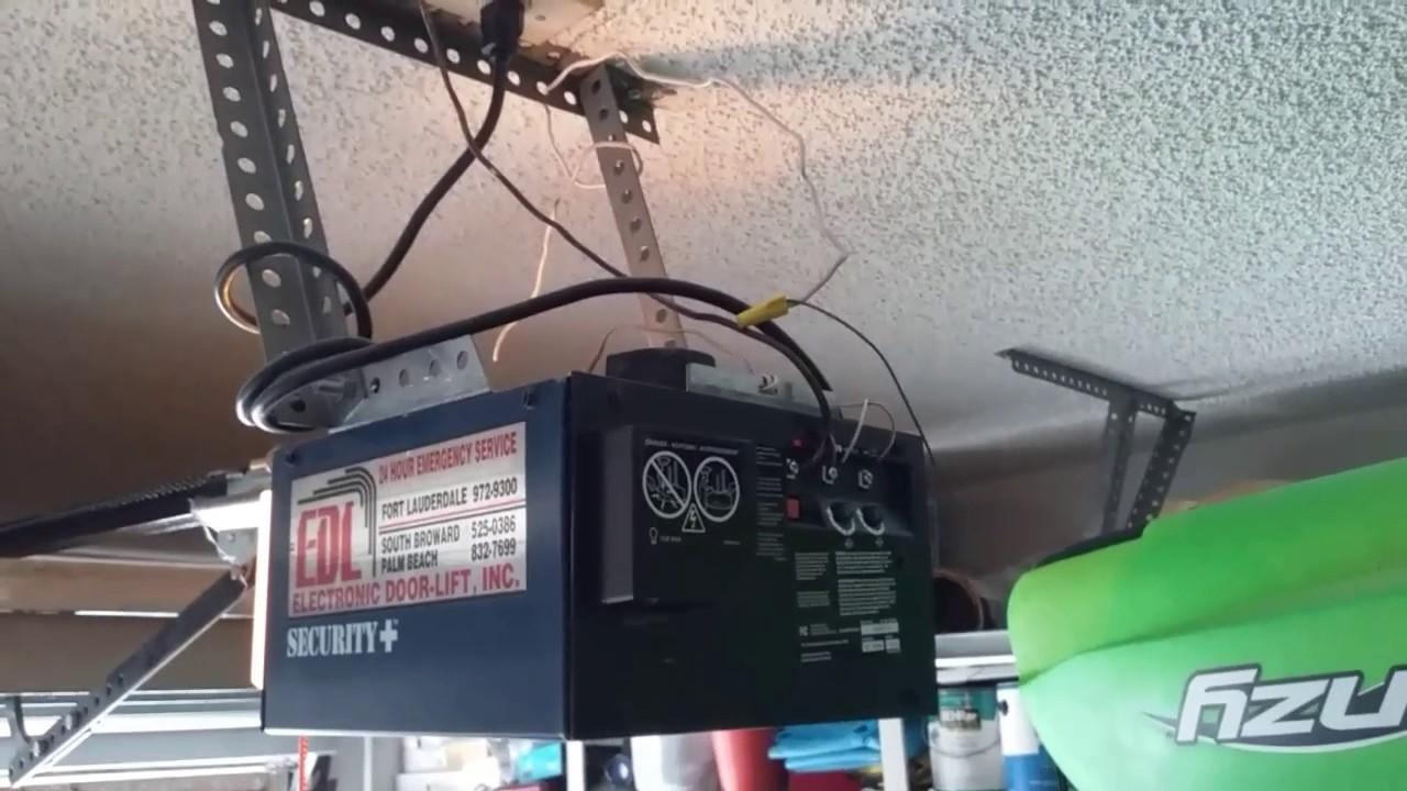 garagedooropener garagedoor garageremote [ 1280 x 720 Pixel ]