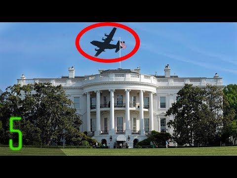 5 Secret Aircraft that are Protecting the President