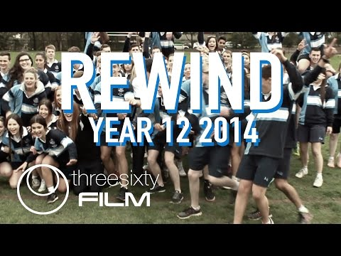 REWIND • Aquinas College Year 12 Graduation Video | ThreeSixty Film