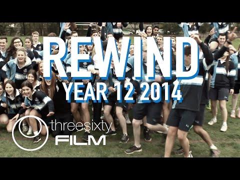 REWIND • Aquinas College Year 12 Graduation Video   ThreeSixty Film