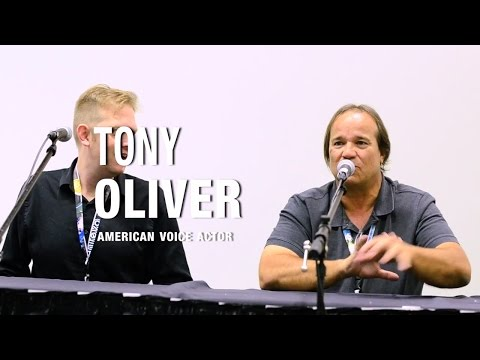 [ANIREVO SUMMER 2016] Tony Oliver Exclusive Interview