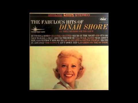 dinah shore - the gypsy Mp3