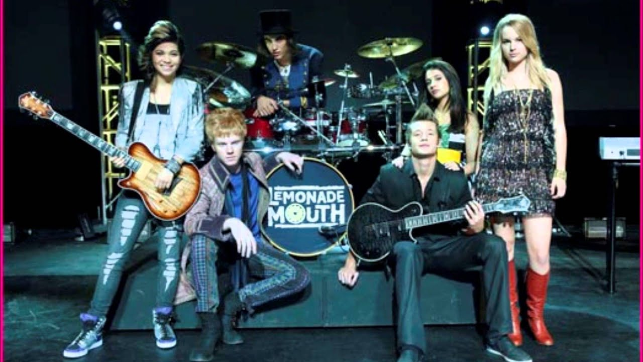 Lemonade Mouth Living\' on a High Wire Audio - YouTube