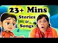23+ Mins Jeeva Tamil Storytelling & Songs Collection For Kids -  Bommi Tamil Stories & Song For Kids