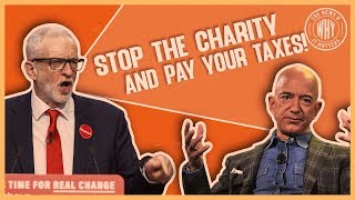 Dear Jeff Bezos, Only the Government Can 'Help' People! | The News & Why It Matters |