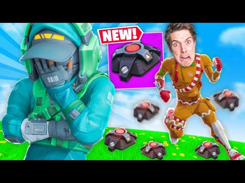 *NEW* PROXIMITY MINES IN FORTNITE! thumbnail