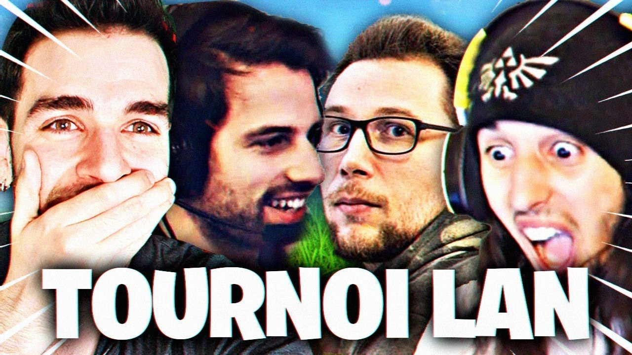 FINALE TOURNOI FORTNITE en LAN ? AVEC LA TEAM DE POTES!►Jiraya, Zank & Nameless DreamHack Fortnite