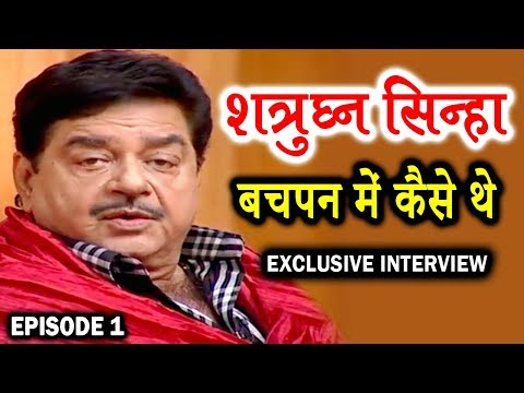Shatrughan Sinha Interview, epi-1  Reel V/S Real Life.In English Subtitle.Next on Kapil Sharma Show. Mp3