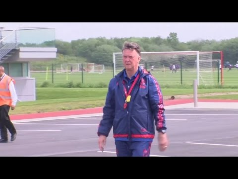 Van Gaal sacked by Manchester United