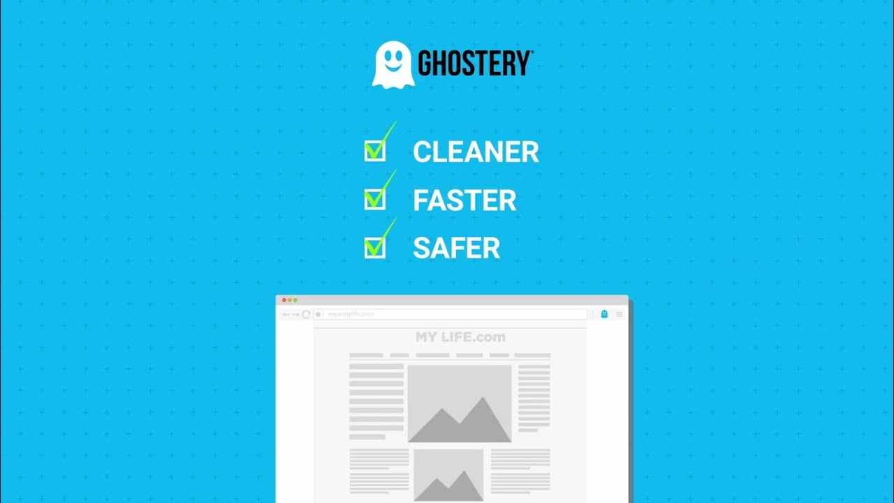 Ghostery extension - Opera add-ons