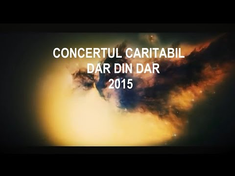 CONCERTUL  DAR DIN DAR 2015 - ROMEXPO - BUCURESTI -   PRODOCENS MEDIA (VERSIUNEA COMPLETA)