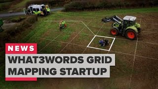 What3words is mapping the world in 10x10 squares (CNET News)
