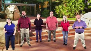 Old Irish Blessing at Esri - RWOSingers
