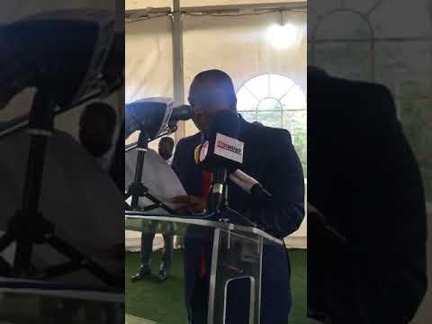 Kobenan Kouassi Adjoumani - Lancement du Mouvement