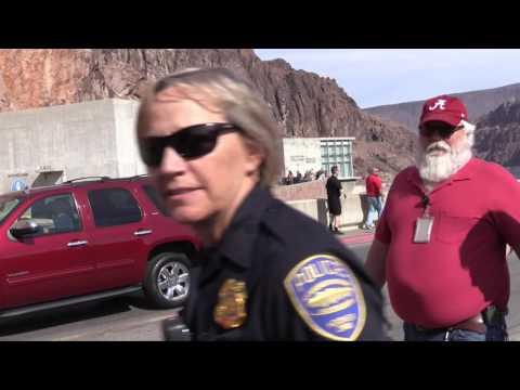 HOOVER DAM, Nevada-Arizona border