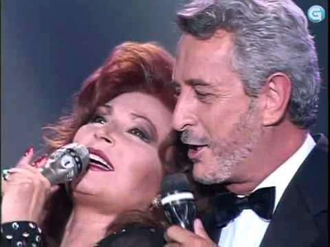 Juan Pardo y Rocío Jurado  ¿Por qué me habrás besado? comenta Santi Villa