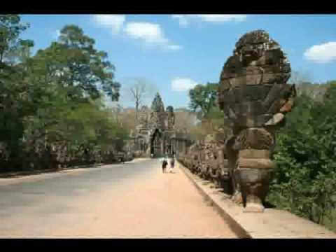 Photos du Cambodge 2 au 4 février 2008 - 3ème partie : de Phnom Penh à Angkor Thom et Angkor Vat