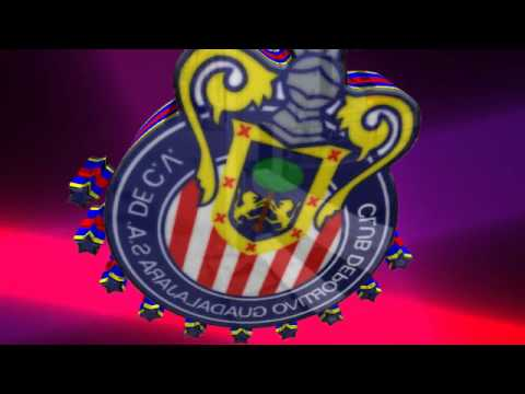 Chivas Logo 3d Para Los Fans Del Equipo Chivas Youtube