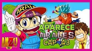 DRAGON BALL SUPER CAPITULO 43 | LA IDENTIDAD DEL PERSONAJE MISTERIOSO |APARECE  ARALE | ANZU361