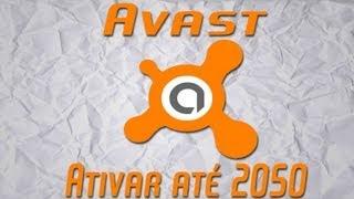 Ativar o Avast PRO até 2050 [Qualquer Versão] Atualizado