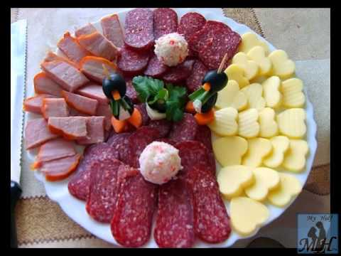 Салаты простые и вкусные